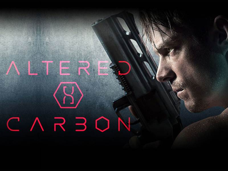 Altered Carbon Humana